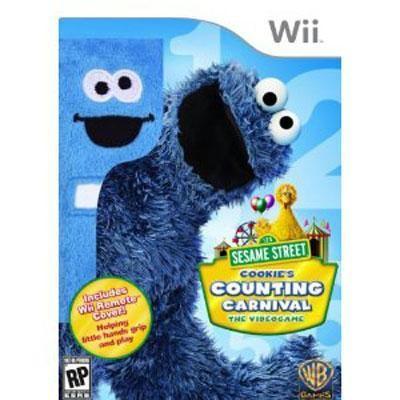 Sesame Street: Cookie\'s Wii