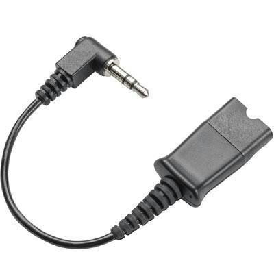 3.5MM Plug to Q.D.