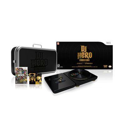 DJ Hero Renegade Bundle Wii