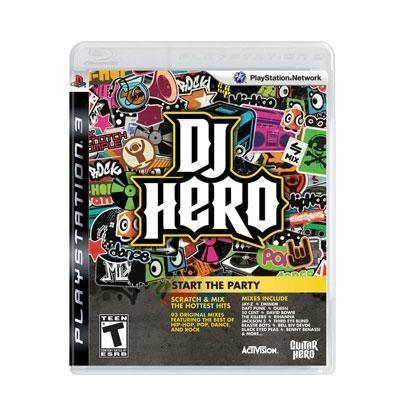 Dj Hero 1 Ps3