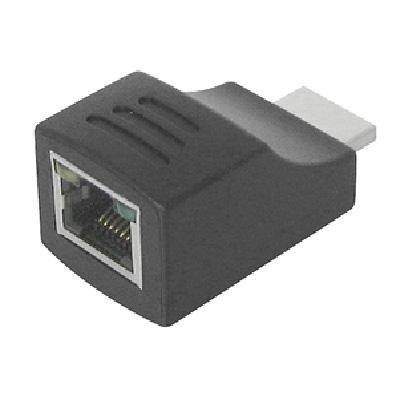 HDMI over CAT5e Mini-Receiver