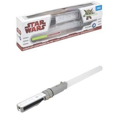 SW Lightsaber for Wii Yoda
