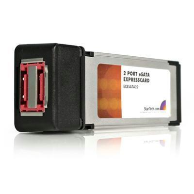 2 Port ExpressCard