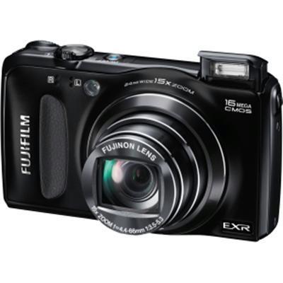FinePix F660EXR--Black