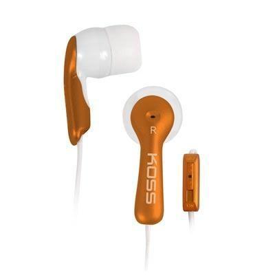 Mirageo - Orange Earbuds