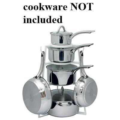 Pan Tree Cookware Organizer