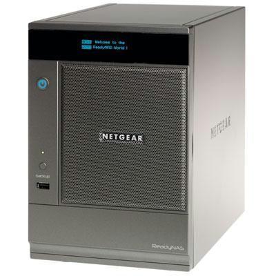 ReadyNAS 6TB Ultra 6 Multimedi