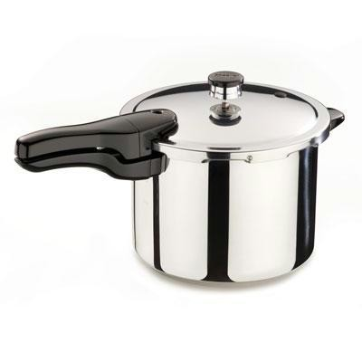 6 Qt. Stainless Steel Pressure
