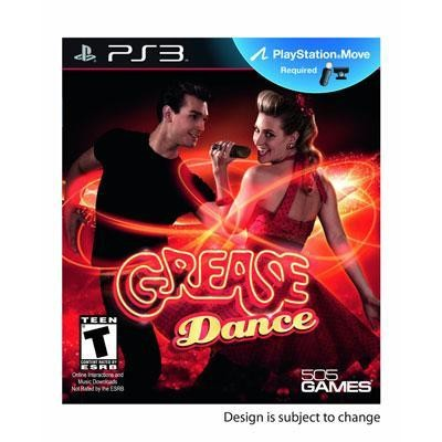 Grease Dance Ps3 Move