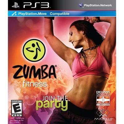 Zumba Fitness (move) Ps3