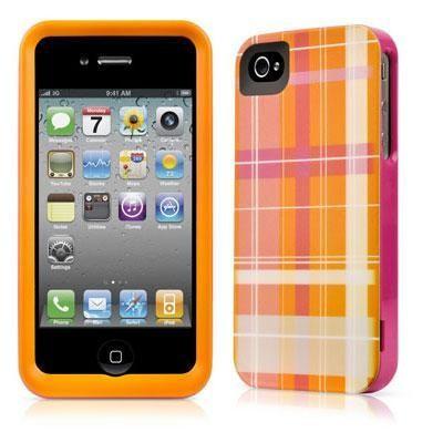 HardSkin Inked iPhone 4/4S Ora