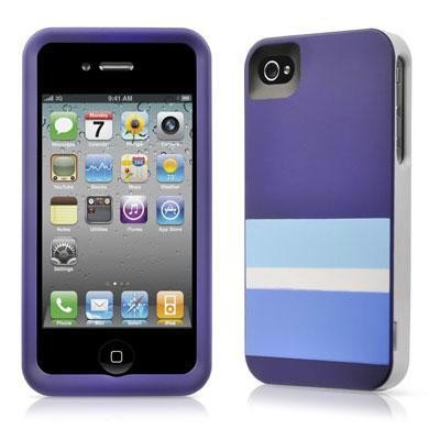 HardSkin Inked iPhone 4/4S Blu