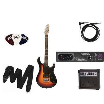 Rockmaster 5-1 Sunburst Guitar