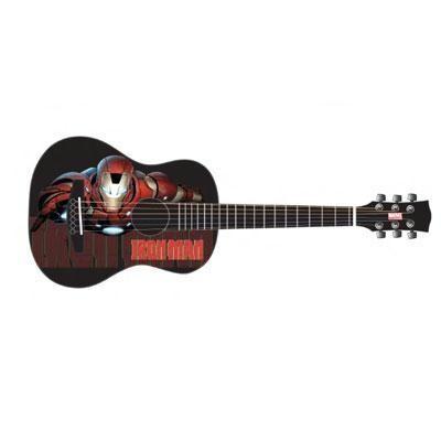 Iron Man Junior Acoustic Guita