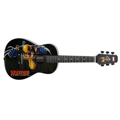 Wolverine Junior Acoustic Gui