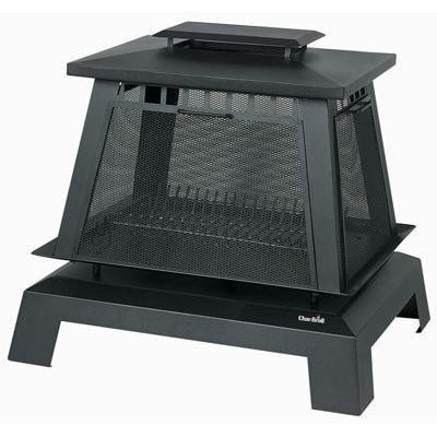 Trentino Deluxe Fireplace Blck