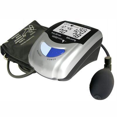 Easy Fit Digital Bp Monitor