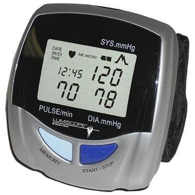 Digital Auto Wrist Bp Monitor