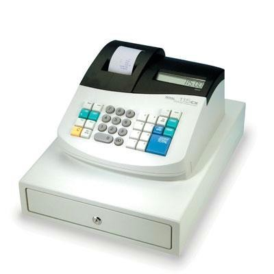 115cx Portable Cash Register
