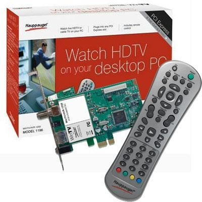 Wintv-hvr1250 Pcie Low Profile