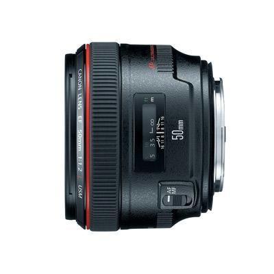 EF 50mm Lens