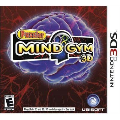 Puzzler Mind Gym 3DS