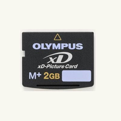 M+2 GB xD-Picture Card