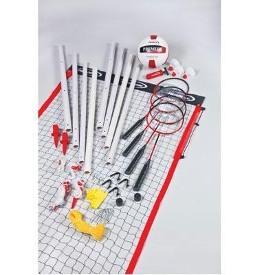 Halex Prem Volley/Badmit Set