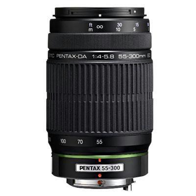 Smc P Da 55-300mm F/4-5.8 Ed