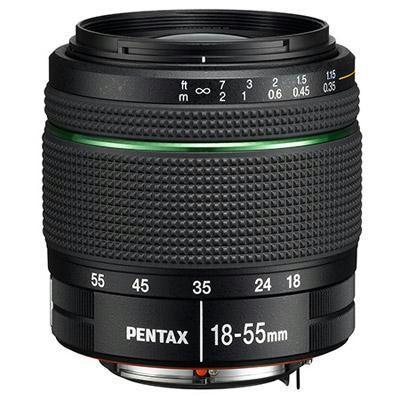 smc PENTAX DA 18-55mm F3.5-5.6