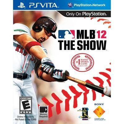 MLB 12 Vita