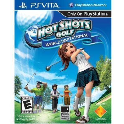 Hot Shots Golf World Inv. Vita