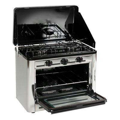Ss Outdoor Stove And Oven