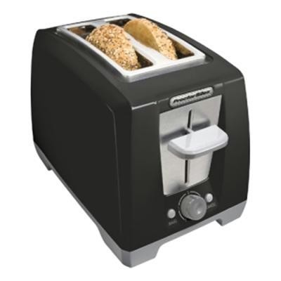 Bagel Toaster Black