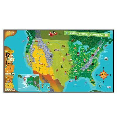 Lf Tag Maps United States