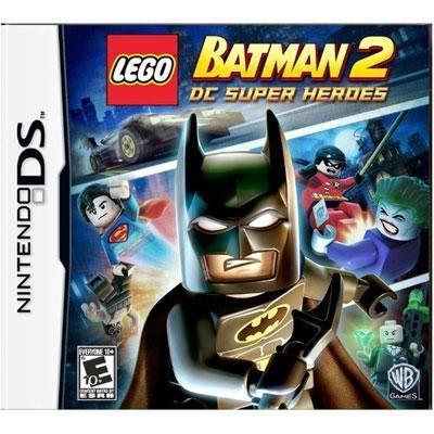 Lego Batman 2 Super Heroes Ds