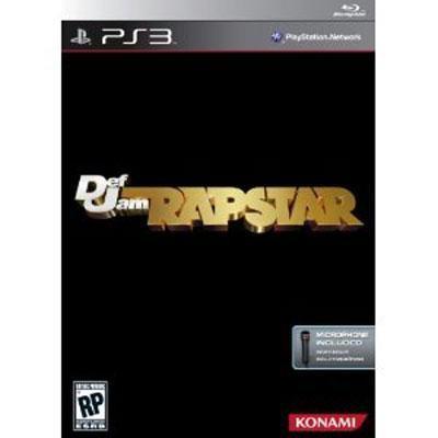 Def Jam Rapstar Bundle PS3
