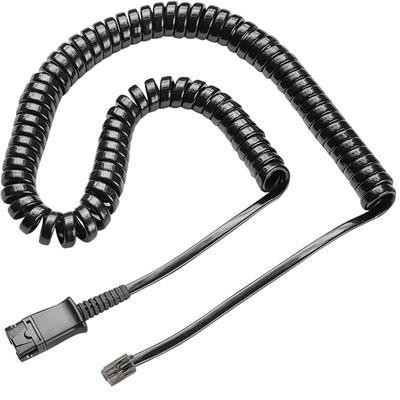 Coiled Cable Qd- Modular