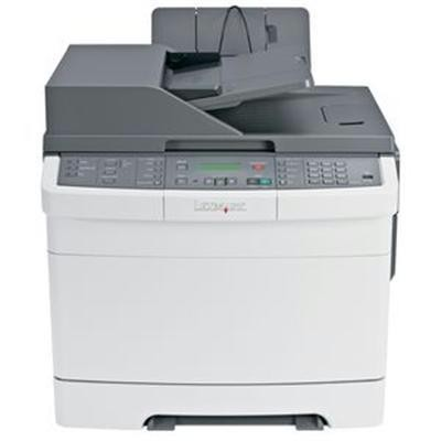 X544DW Color Laser MFP