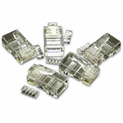 Rj45 Cat5 Mod Plug 100 Pack