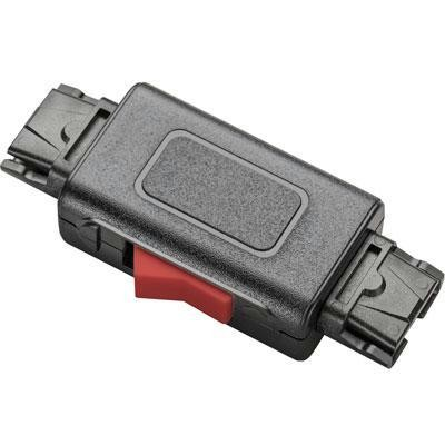 In-line Locking Mute Switch
