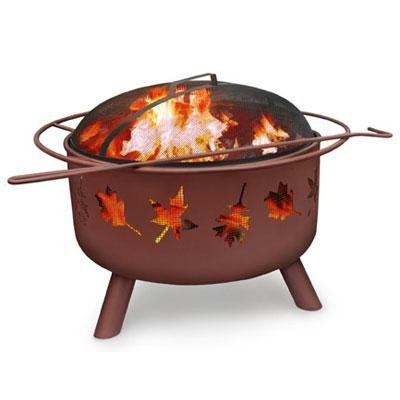 Big Sky Fire Pit  Ga Clay