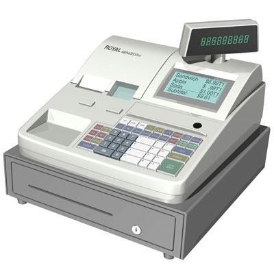 Alpha 9500ml Cash Register