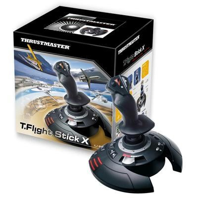 T-Flight Stick X for PC & PS3
