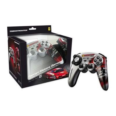 Ferrari Motors F430 Gamepad