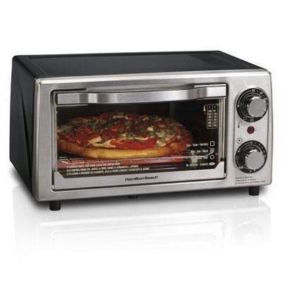 HB 4 Slice Toaster Oven