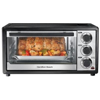 Hb Six Slice Toaster Oven