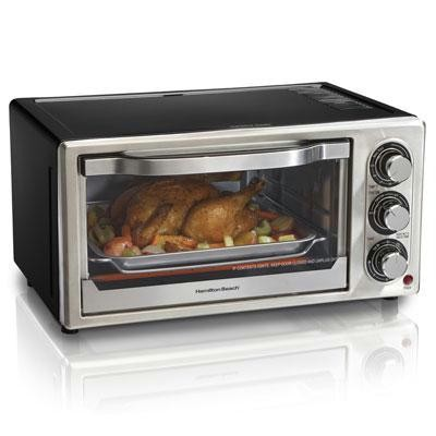Hb 6 Slice Convection Toaster