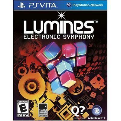 Lumines Psv