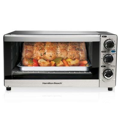 HB 6 SliceToaster/Broiler Oven